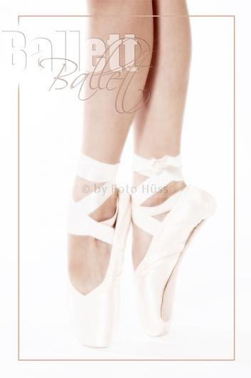 Foto Hüss - Portrait - Kinder - Ballet