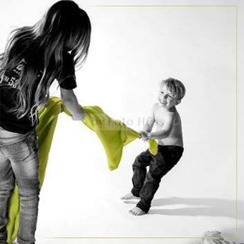 Foto Hüss - Portrait - Kinder - grün